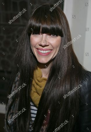 Editorial image of Kate Morton 'The Lake House' book signing, Reading, Britain - 28 Oct 2015