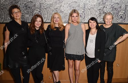 Editorial picture of Through Her Lens: The Tribeca Chanel Women's Filmmaker Closing Night, New York, America - 28 Oct 2015
