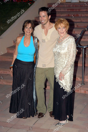 'Desperate Housewives' party - Jess Walton and Jeanne Cooper - 29 Jun