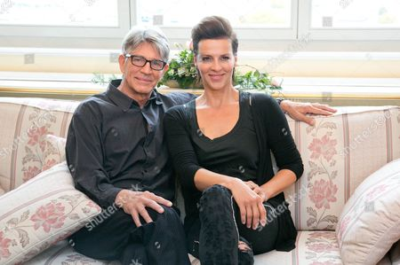 Stock Picture of Sabine Petzl, Eric Roberts