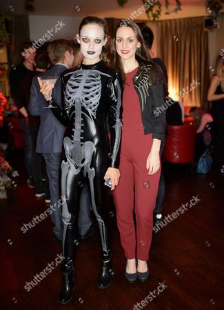 Editorial picture of Beaufort House of Horrors, London, Britain - 29 Oct 2015
