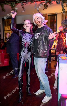 Editorial photo of Beaufort House of Horrors, London, Britain - 29 Oct 2015