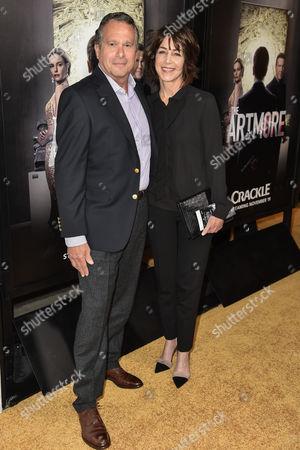 Gardner Stern with guest