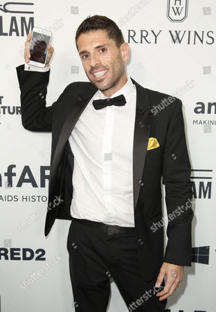 Editorial picture of amfAR Inspiration Gala, Los Angeles, America - 29 Oct 2015