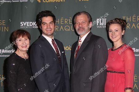 Editorial photo of 'Therese Raquin' play opening night, Broadway, New York, America - 29 Oct 2015