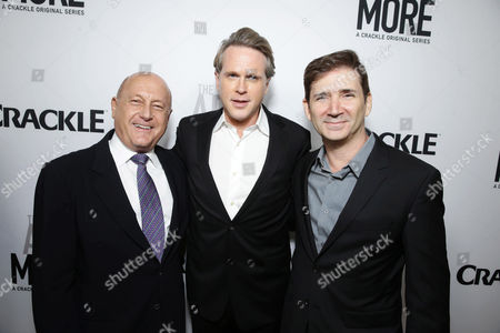 Laurence Mark, Cary Elwes, Chuck Rose
