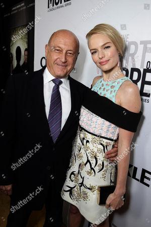 Laurence Mark, Kate Bosworth