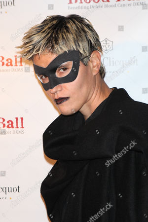 Editorial image of The Blood Ball 2015, New York, America - 29 Oct 2015