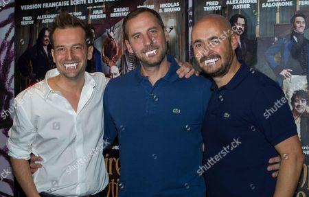 Nicolas, Fred Testot, Bruno