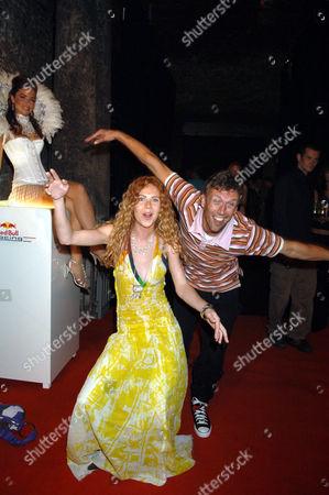 Bez and Monica Ward