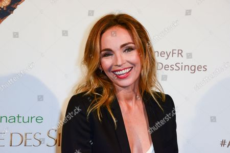 Editorial image of 'Au Royaume Des Singes' film premiere, Paris, France - 29 Oct 2015