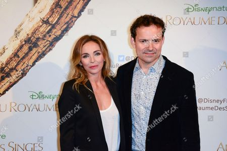 Editorial photo of 'Au Royaume Des Singes' film premiere, Paris, France - 29 Oct 2015