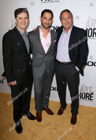 Chuck Rose, Patrick Sabongui, Gardner Stern