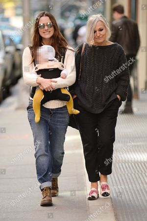 Editorial image of Keira Knightley out and about, New York, America - 30 Oct 2015