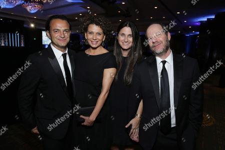 Ramin Shamshiri, Donna Langley, Liza Chasin, Matthew Velkes