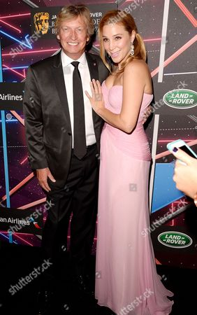 Editorial photo of BAFTA Britannia Awards, Los Angeles, America - 30 Oct 2015