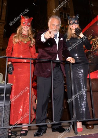 """Parade Grand Marshal Jonathan Goldsmith, also known as """"The Most Interesting Man in the World."""""""