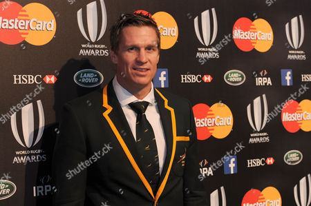 Editorial picture of World Rugby Awards, Battersea, London, Britain - 01 Nov 2015