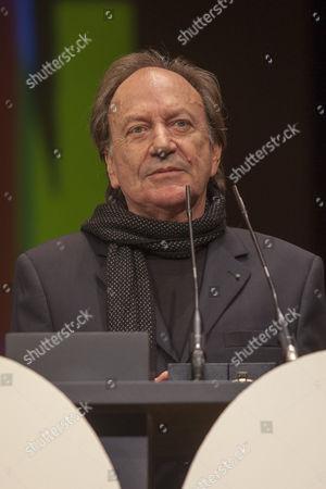 Editorial image of 60th Seminici Valladolid International Film Festival, Madrid, Spain - 31 Oct 2015