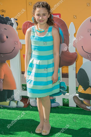 Stock Picture of Rebecca Bloom