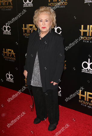 Editorial image of Hollywood Film Awards, Los Angeles, America - 01 Nov 2015