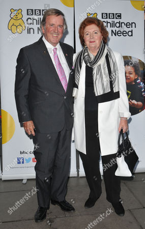 Sir Terry Wogan & Lady Helen Joyce