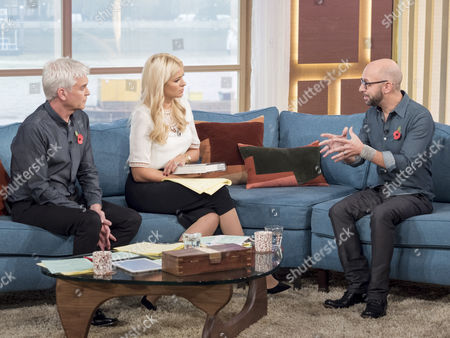 Editorial picture of 'This Morning' TV Programme, London, Britain - 02 Nov 2015