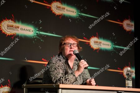 Editorial photo of Comic-con Gamex, Stockholm, Sweden - 30 Oct 2015