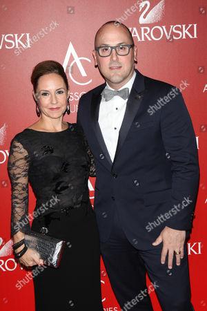 Karen Giberson and Nick DiPietro