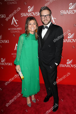 Lisa Perry and Ariel Foxman