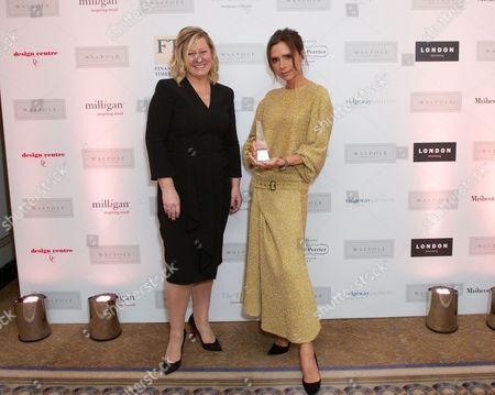 Editorial image of Walpole British Luxury Awards 2015 at The Dorchester, London, Britain - 02 Nov 2015