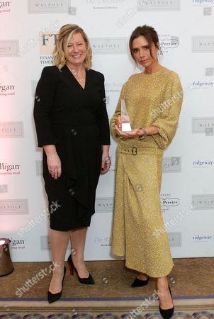 Editorial picture of Walpole British Luxury Awards 2015 at The Dorchester, London, Britain - 02 Nov 2015