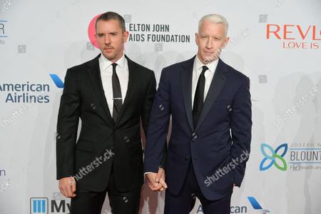 Editorial photo of Elton John AIDS Foundation 14th Annual 'An Enduring Vision' Benefit, New York, America - 02 Nov 2015