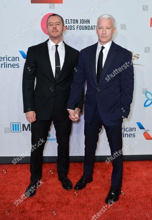 Ben Maisani, Anderson Cooper