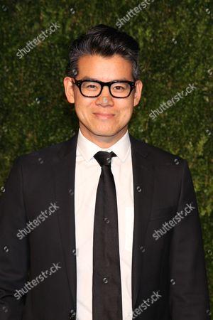 Editorial photo of CFDA Vogue Fashion Fund Awards, New York, America - 02 Nov 2015