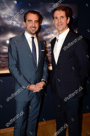 Prince Nikolaos and Crown Prince Pavlos