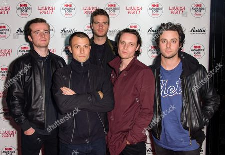 Editorial photo of NME Awards Launch Party at Under the Bridge, London, Britain - 03 Nov 2015