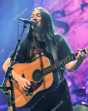 The Staves - Camilla Staveley-Taylor