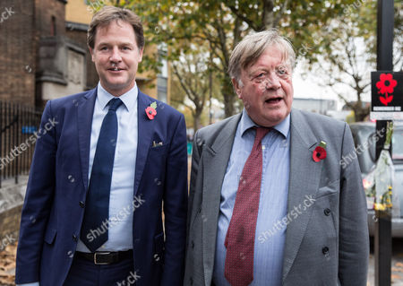 Nick Clegg and Kenneth Clarke