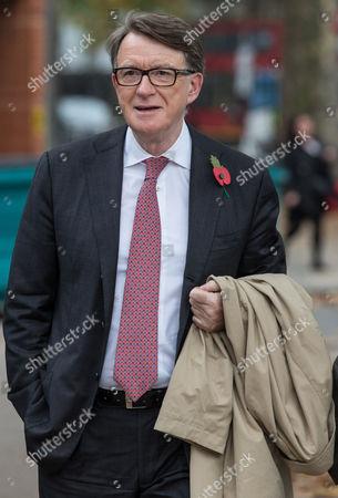 Editorial photo of Charles Kennedy Memorial Service, London, Britain - 03 Nov 2015