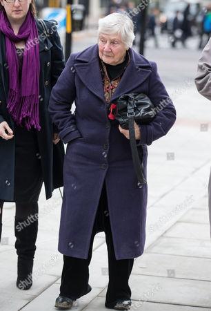 Stock Photo of Shirley Williams