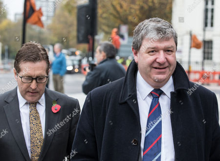 Mark Hunter and Alistair Carmichael