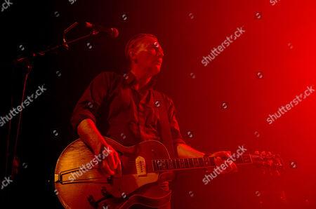 Editorial picture of Killing Joke in concert at the O2 ABC, Glasgow, Scotland, Britain - 03 Nov 2015