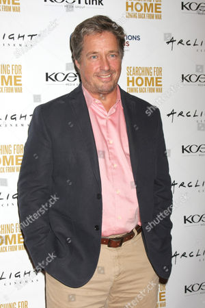Editorial picture of 'Searching for Home: Coming Back From War' Screening, Los Angeles, America - 02 Nov 2015