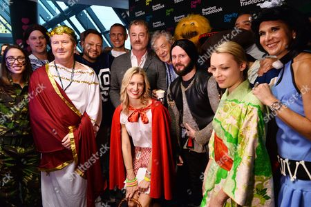 Editorial photo of Bloomberg Tradebook Charity Day, London, Britain - 04 Nov 2015