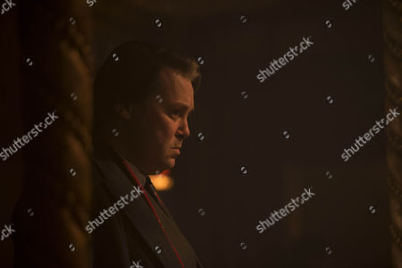 Stock Image of Christian McKay as Max.