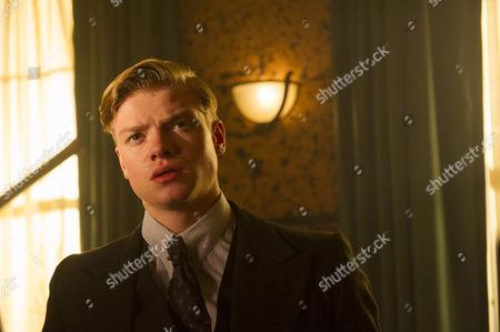 Tom Rhys Harries as Sackler.