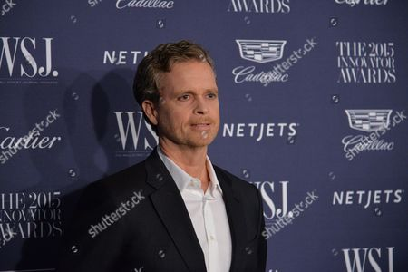 Mark Parker, Chief Executive Officer of Nike, Inc