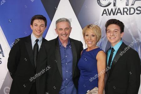 Editorial image of 49th Annual CMA Awards, Nashville, America - 04 Nov 2015