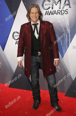 Editorial photo of 49th Annual CMA Awards, Nashville, America - 04 Nov 2015